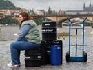 Na náplavce u Vltavy se měl uskutečnit festival malých pivovarů. Akce byla