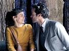Audrey Tautou a Romain Duris ve filmu Michela Gondryho Pěna dní