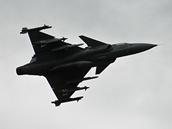 Poslední let velitele vzdušných sil Jiřího Vernera v gripenu