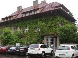 Vila bratří Čapků na Vinohradech