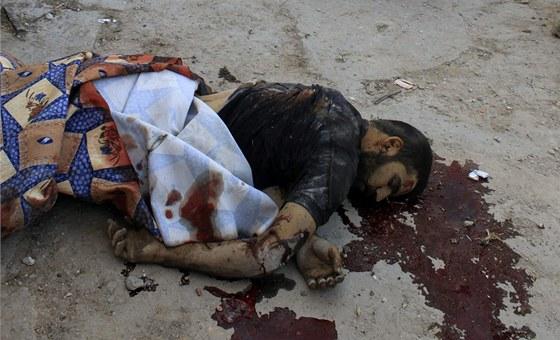 Kusajr. Ob� boj� mezi povstalci a jednotkami Ba��ra Asada (2. �ervna 2013)