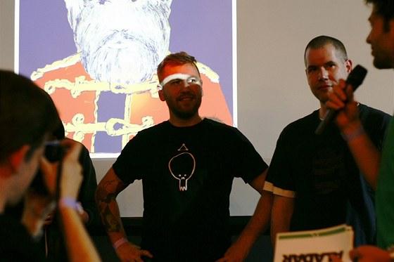 První české setkání Real Art Wrestling - Vladimír Strejček alias Aladar a