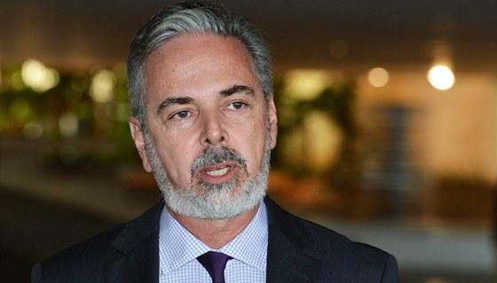 Antonio de Aguiar Patriota, ministr zahraničních věcí Brazílie