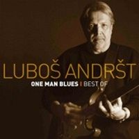 Luboš Andršt: One Man Blues (obal alba)