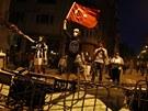 Protivládní protesty v Istanbulu (4. června 2013)