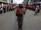 Protivládní protesty v Ankaře (6. června 2013)