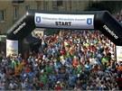 Blíží se Půlmaraton Moravským krasem. Zúčastněte se ho i Vy