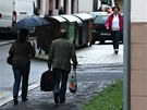 Obyvatelé Střekova museli své domovy opustit v pondělí do deváté ráno.