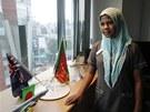 Devatenáctiletá Rešma Begumová přežila 17 dní pod troskami zřícené budovy v