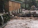 Nejhorší škody jsou v okolí Janských Lázní, Svobody nad Úpou, Horního Mašova a