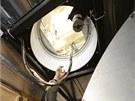 Tim Samaras a speciální vysokorychlostní kamerový systém, který je schopný