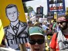 Pokud se prokuratuře podaří všechny činy prokázat, hrozí Manningovi doživotí...