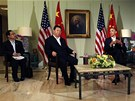 Čínský prezident  Si Ťin-pching v pátek večer zahájil oficiální návštěvu