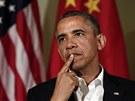 Obama slíbil spolupráci v oblasti internetové kriminality (7. června)
