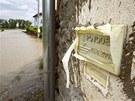 Před jedenácti lety sahala povodeň ve středočeských Zálezlicích ještě o něco