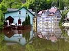 �eka Kamenice vyplavila severo�esk� H�ensko. (5. �ervna 2013)