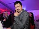 Na party po SuperStar byl i Pavel Novotný.