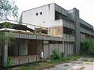 V posledn�ch letech v ch�traj�c� stavb� p�esp�vali jen bezdomovci.