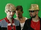 Nightwork natáčí klip k prvnímu singlu z desky Čauki Mňauki.