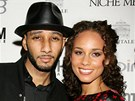 Alicia Keys a Swizz Beatz