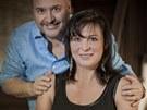 LÁSKA POD LUPOU: Michal David s manželkou Marcelou