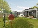 Hlavní nevýhodou při stavbě domu je často malá zahrada a především její...