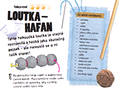 Hafan - postup výroby, 1. část