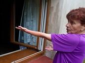 V�e m�me vyno�en� do prvn�ho patra, ukazuje Hana D�kanovsk� z Markvartic na