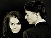 Snímek z připravovaného muzikálu Nezemřela jsem... ze života Evy Olmerové
