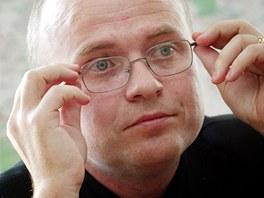 Bývalý pražský primátor Igor Němec (25. července 2002)