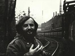 Miroslav Stoniš na snímku pocházejícím ze sedmdesátých let ve svých oblíbených