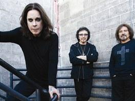 Black Sabbath, vzor 2013 (zleva Ozzy Osbourne, Tony Iommi, Geezer Butler)