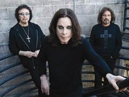 Black Sabbath, vzor 2013 (zleva Tony Iommi, Ozzy Osbourne, Geezer Butler)