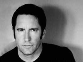 Trent Reznor z Nine Inch Nails.