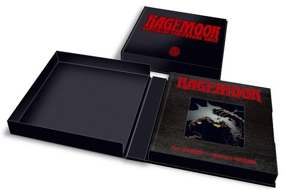 Limitovaná edice českého vydání komiksu Ragemoor