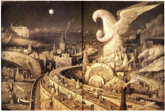 Ukázka z knihy Nový svět