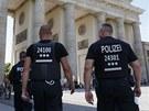 Ulice Berlína bude hlídat až 8 000 policistů. (18. června 2013)
