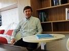 Architekt Adam Rujbr v minibytě o rozloze 21 metrů čtverečních. Projekt s