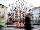 Brno Art Open, Sochy v ulicích