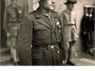 Franti�ek Wretzl jako v�dce st�ediska po n�vratu z koncentra�n�ho t�bora (1945)