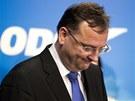 Petr Nečas získal podporu od ODS (14. června)