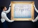 Claude Monet - Le Palais Contarini