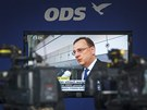 Petr Nečas rezignuje na post předsedy vlády i šéfa ODS. (17. června 2013)