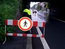 Pr�jezd pod �elezni�n�m mostem v Opav� bude omezen a� do 13. �ervence.