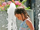 Tropické teploty zasáhly i západ republiky. Osvěžení se dá najít i v gejzírech