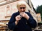 René Antošová ze Svobody nad Úpou má bahno v domě po týdnu znovu. (10. 6. 2013)