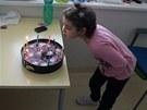 Kačenka po svém probuzení letos v lednu oslavila deváté narozeniny.