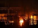 Požár rozvodné stanice Chodov, 18. června 2013