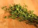 Čerstvé bylinky jsou na dochucení omáček ideální.