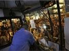 Protesty v Braz�lii (17. �ervna 2013)